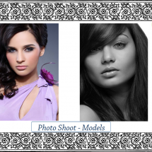 Photo Shoot - Models