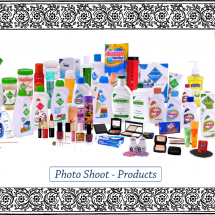 Photo Shoot - Products