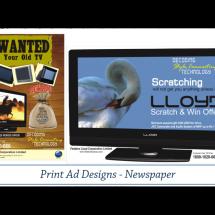 Print AD Designs