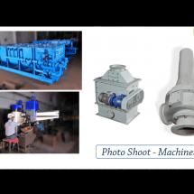 Photo Shoot - Machinery