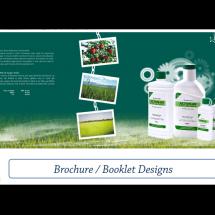 Brochure / Booklet Designs